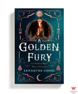 A Golden Fury Cover